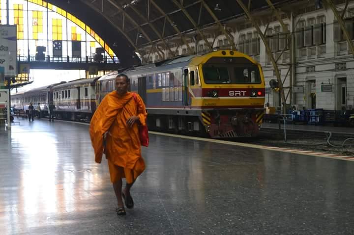 タイ国鉄の新型.旧型寝台列車を乗り比べと予約方法