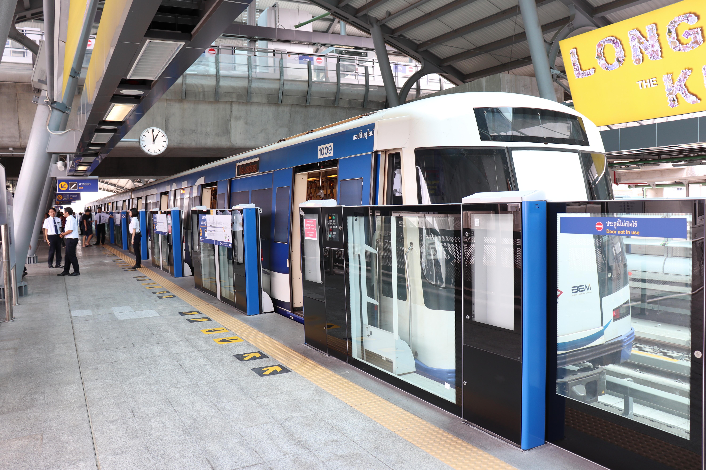 バンコクMRT(地下鉄)延伸でワットポー.中華街へアクセス最高!!