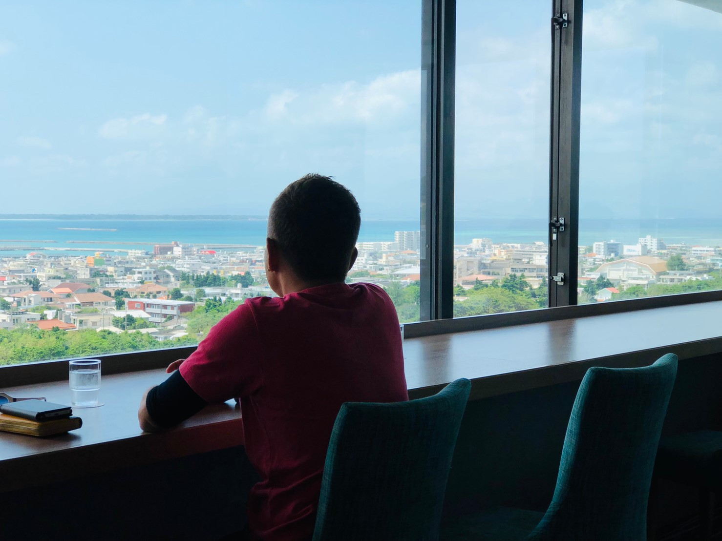 アートホテル石垣島 最上階スカイバーで絶景ランチが最高!!